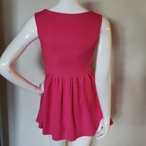 Lulu's Dresses - LULU'S pink mini dress